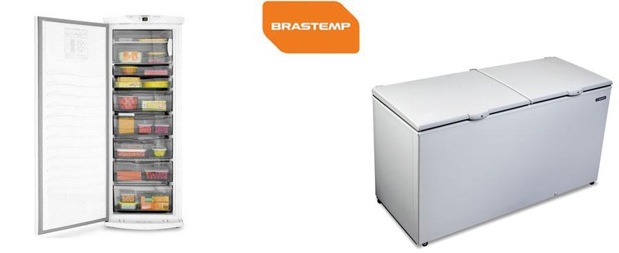 Assistência Técnica de Freezer Brastemp