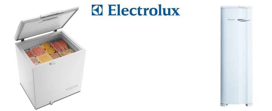 Assistência Técnica de Freezer Electrolux